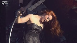 Epica - Martyr Of The Free Word live at Hellfest (2015) - Fan Remastered Edition. El tema musical