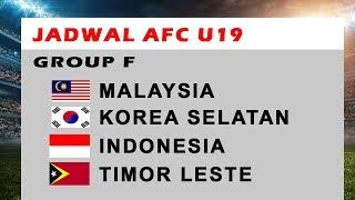 Video Catat! Jadwal Pertandingan Timnas U19 di Kualifikasi Piala Asia (AFC) 2017 MP3, 3GP, MP4, WEBM, AVI, FLV Oktober 2017