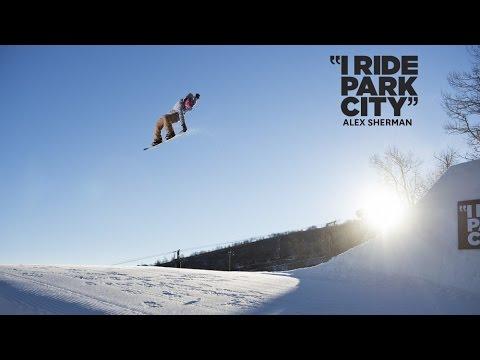 I Ride Park City: Alex Sherman