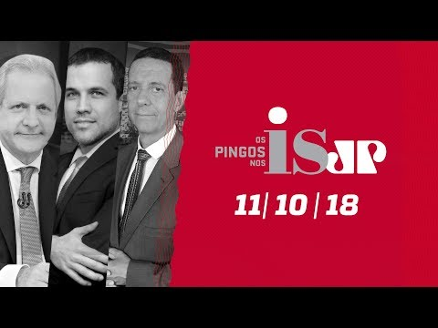 Os Pingos Nos Is - 11/10/18
