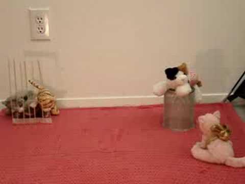 Stuffed Animal Land - Scene Three
