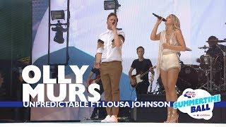 Olly Murs ft. Louisa Johnson - 'Unpredictable' (Live At Capital's Summertime Ball 2017) Video
