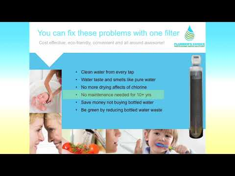Flow-Tech Whole House Filter Training