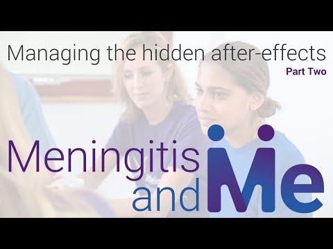 Meningitis & Me: Managing the 'hidden' after effects from meningitis (Part 1)