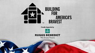 We Proudly Support Building for America