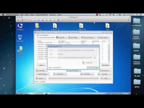 Create Windows AIO Image(x86 and x64) Tutorial