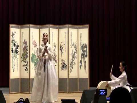소지영 - 사철가 (So Ji-young - Pansori - Sachul Ga).wmv