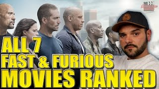 Nonton All 7 Fast & Furious Movies Ranked & Reviewed Film Subtitle Indonesia Streaming Movie Download