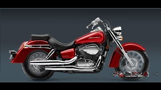 7. HONDA SHADOW AERO 2016
