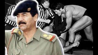 Video The Unbelievable Tale Of The Wrestler Vs Saddam Hussein MP3, 3GP, MP4, WEBM, AVI, FLV Juli 2018