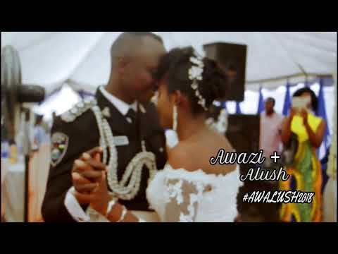 Nigerian weddings _ Awazi & Alush wedding highlights