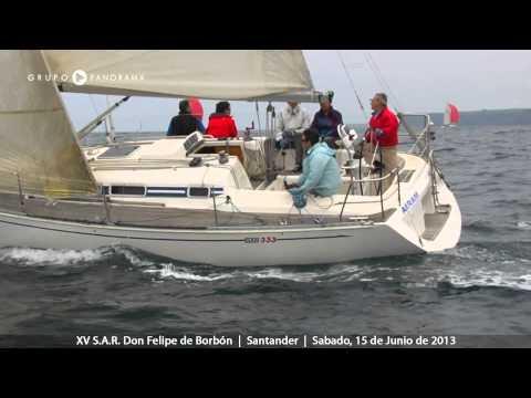 RCMSantander- XV Regata SAR Don Felipe de Borbón, sábado