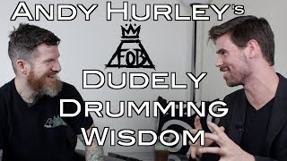 Video Rad Drumming Tales with Fall Out Boy's Andy Hurley MP3, 3GP, MP4, WEBM, AVI, FLV Juli 2018