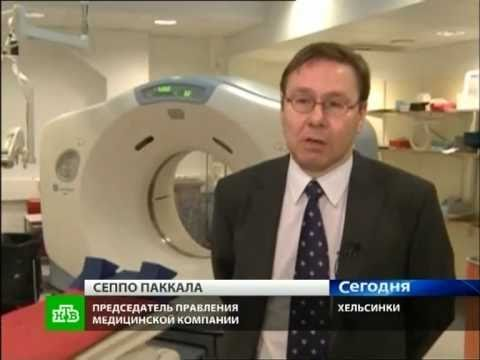 NTV News - Meilahti Clinic Technology (April, 2011)