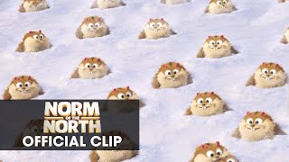 Nonton Norm Of The North  2016  Official Clip        Lemmings    Film Subtitle Indonesia Streaming Movie Download
