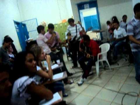 Retiro 2011 - IBG em Paraibano-MA Rodrigo e Crizam