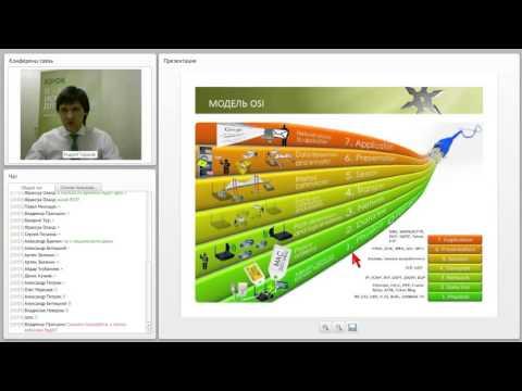 Сетевые технологии с Дмитрием Бачило: FTP, SMB, NFS (видео)
