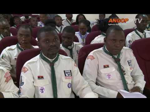 Escuteiros de Luanda reflectem sobre a actividade