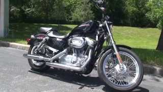 10. Used 2007 Harley Davidson Sportster 883 Low Motorcycles for sale