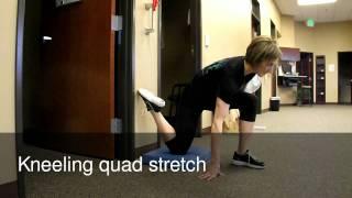 【実はケア不足になりがちな部位】大腿前面をしっかりと伸ばせるストレッチ