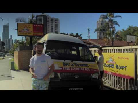 Wideo Surfers Paradise Backpackers Resort
