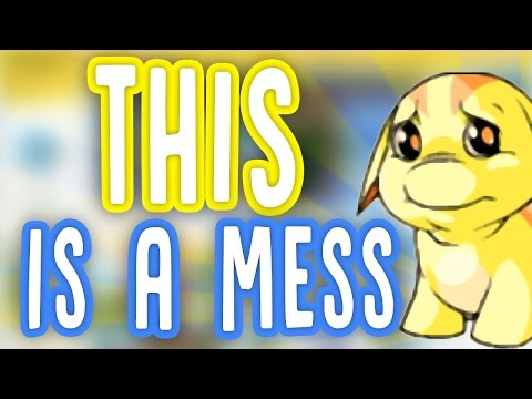 Neopets - The Mess That Could Have Been