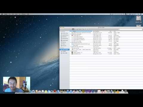 Os X Mountain Lion 10.8.2 hackintosh (видео)