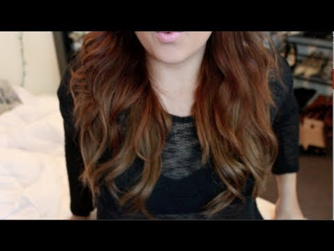 LOREAL HAIR DYE - This is just what I did to get my hair light brown. Remember, what works for me and my hair, may not work for you, so color at your own risk! Also, my hair f...