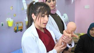 ندوة تثقيفية حول العناية بالأطفال في مستشفى د ثابت ثابت الحكومي بطولكرم