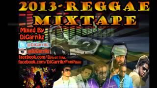 Best Reggae / Culture MixTape New 2013 (Chronixx, Tarrus Riley, Romain Virgo, Jah Vinci) @DjGarrikz