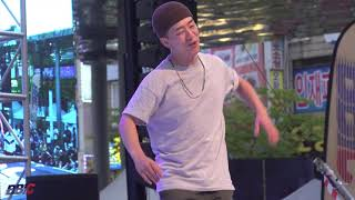 Greenteck vs Bambi – BBIC World Finals Day-1 POP SOLO TOP16