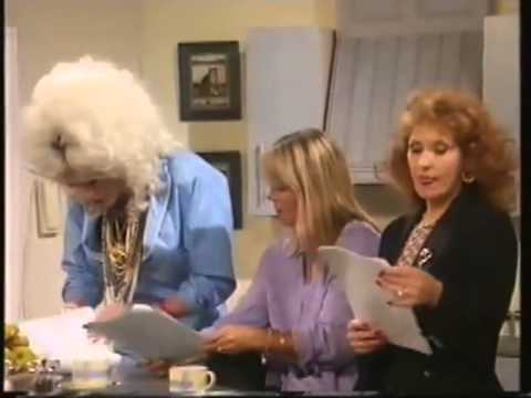 Lily Savage - Birds Of A Feather Screen Test