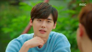 Video [Weightlifting Fairy Kim Bok Ju] 역도요정 김복주 ep.02 Lee Jong-suk appeared at restaurants 20161117 MP3, 3GP, MP4, WEBM, AVI, FLV April 2018