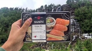 Video sushi del discount in Norvegia MP3, 3GP, MP4, WEBM, AVI, FLV November 2018
