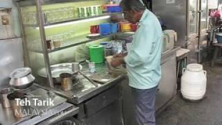 Teh Tarik - Pulled Tea