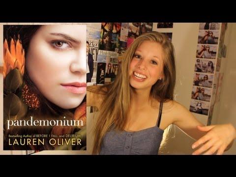 PANDEMONIUM BY LAUREN OLIVER: booktalk with XTINEMAY