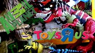 Animal Planet - (Dino Valley) Extreme Trex Adventure Playset Review / Look