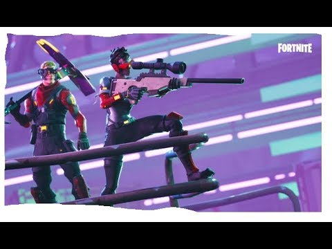 Fortnite with mate (Fortnite Battle Royal)