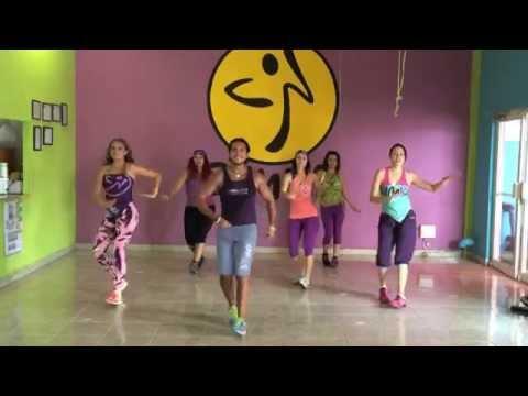 """la zumba con enrique iglesias - """"bailando"""""""