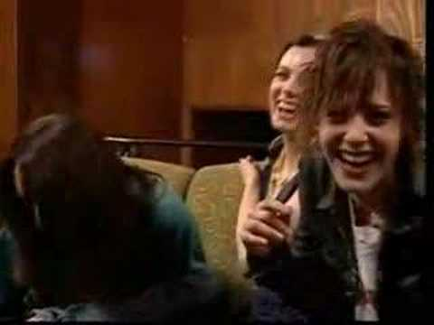 The L Word - Fun on the set