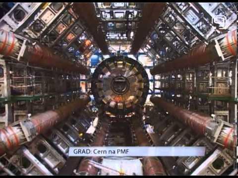 CERN на ПМФ-у