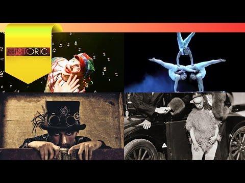 HISTORIC – The Origin of Circus