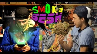 Smoke Sesh: Panacea Dutch Treat, Suspended Brands OG Kush & Honu Pineapple Chunk by Take a Break with Aaron & Mo