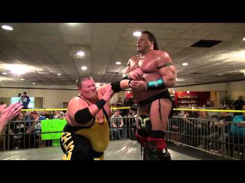 Kingpin Brian Milonas vs. WWE Legend Tatanka