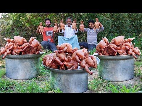 Traditional Chicken Biryani By Our Grandpa   Full Fried Chicken Biryani Recipe / Grandpa Kitchen - Thời lượng: 12 phút.