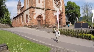 Mettlach Germany  city images : #Mettlach #Germany Market and Church Travel Video