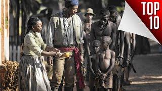 Las 10 Mejores Peliculas De Esclavitud Esclavos