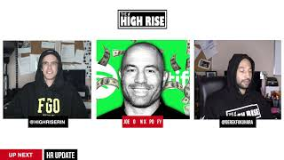 Dabbing Granny Racist!? Call Her Daddy Vs Barstool, and Joe Rogan Cashes Out! by HighRise TV