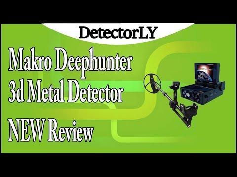 Makro Deephunter 3d Metal Detector NEW Review