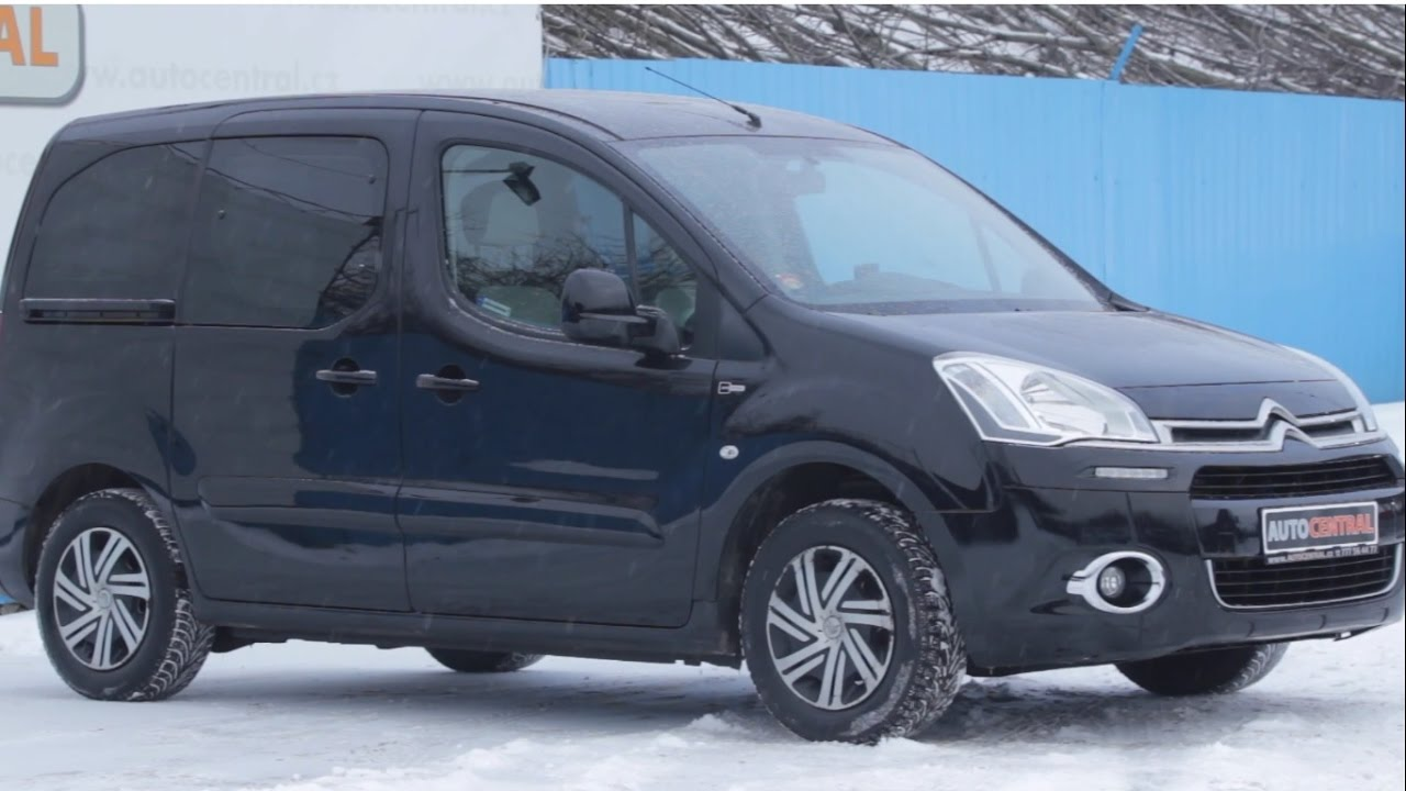 Berlingo 1.6 HDi Multispace